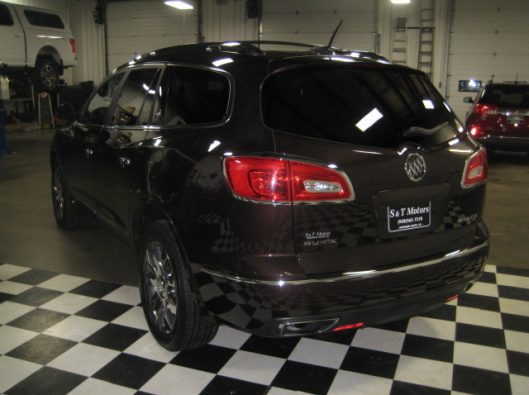 2016 Buick Enclave Leather Tuscan Edition All Wheel Drive
