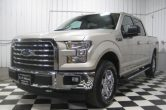 2017 Ford F150 4WD Supercrew XLT 145″WB