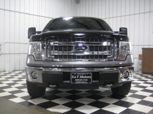 2013 Ford F150 Gray Crew 009