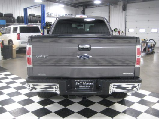 2013 Ford F150 Gray Crew 017