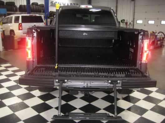 2013 Ford F150 Gray Crew 021