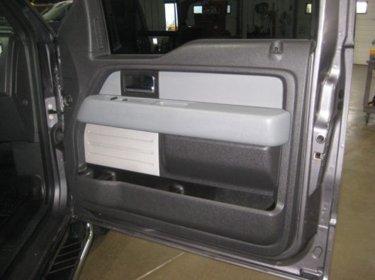 2013 Ford F150 Gray Crew 024
