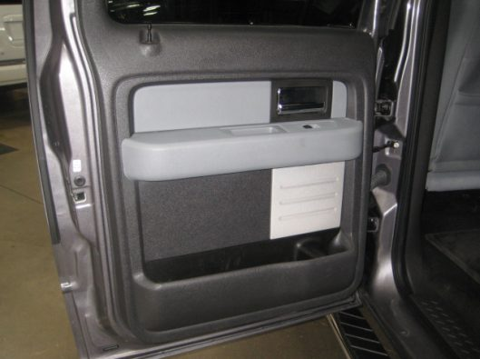 2013 Ford F150 Gray Crew 030