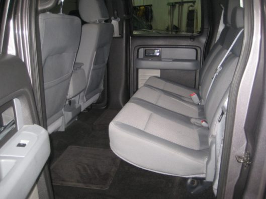 2013 Ford F150 Gray Crew 031