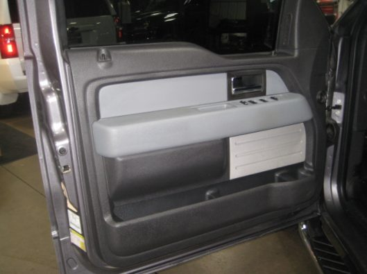 2013 Ford F150 Gray Crew 032