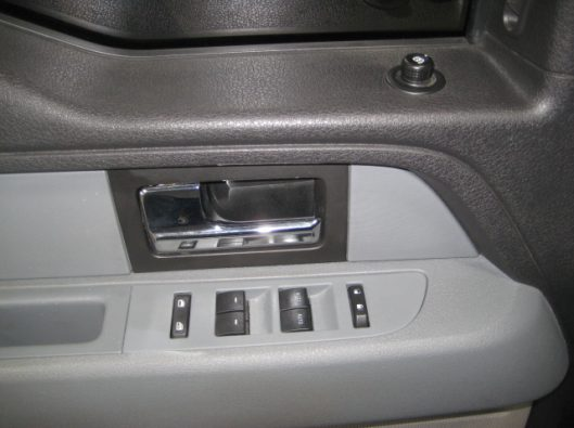 2013 Ford F150 Gray Crew 033
