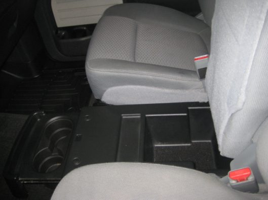 2013 Ford F150 Gray Crew 042