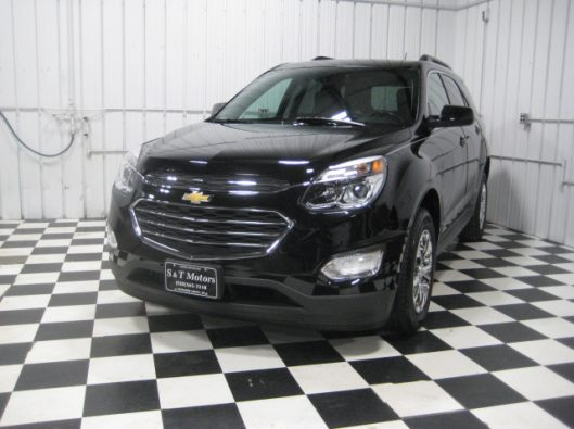 2016 Chevy Equinox LT Black 004