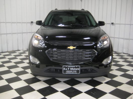 2016 Chevy Equinox LT Black 005
