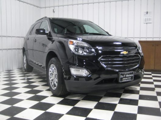 2016 Chevy Equinox LT Black 008
