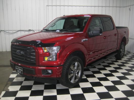 2017 Ruby Red F150 Crew 002