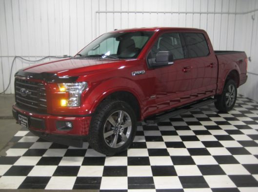 2017 Ruby Red F150 Crew 003