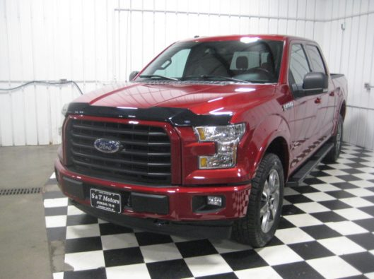 2017 Ruby Red F150 Crew 006