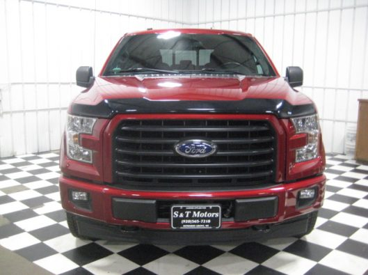 2017 Ruby Red F150 Crew 007