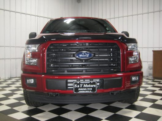 2017 Ruby Red F150 Crew 008
