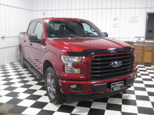2017 Ruby Red F150 Crew 009