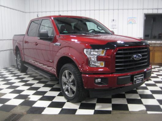 2017 Ruby Red F150 Crew 010