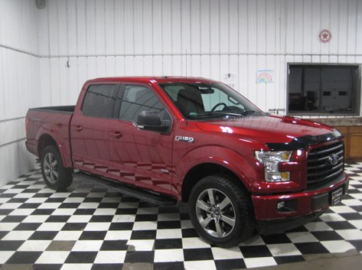 2017 Ruby Red F150 Crew 011
