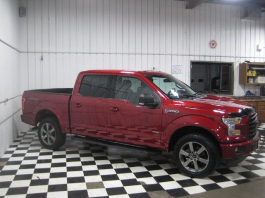 2017 Ruby Red F150 Crew 012