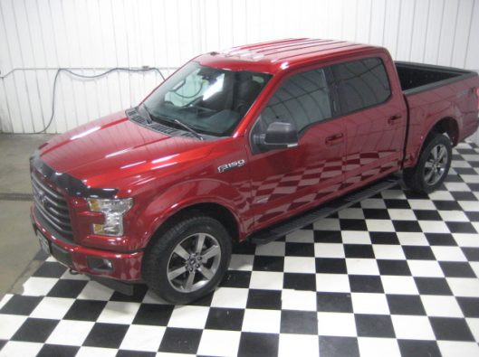 2017 Ruby Red F150 Crew 014