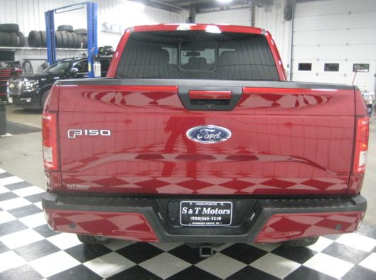 2017 Ruby Red F150 Crew 016