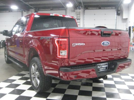 2017 Ruby Red F150 Crew 017