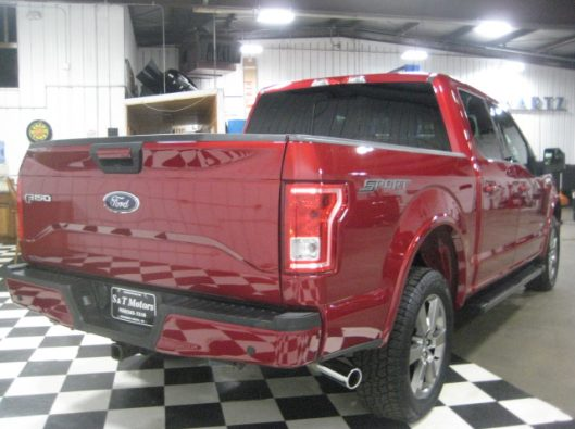 2017 Ruby Red F150 Crew 018