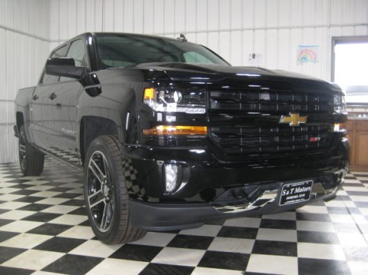 2018 Chevy Black Crew 22 007