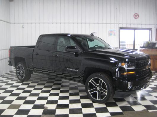 2018 Chevy Black Crew 22 009