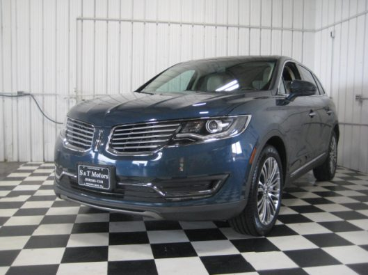 2016 Lincoln MKX 001