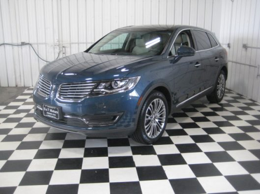 2016 Lincoln MKX 002