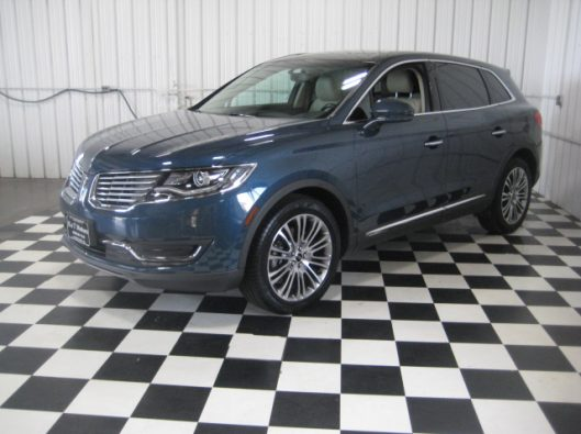 2016 Lincoln MKX 003