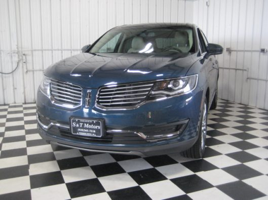 2016 Lincoln MKX 005