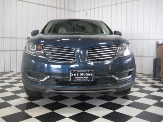 2016 Lincoln MKX 007