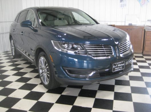 2016 Lincoln MKX 008