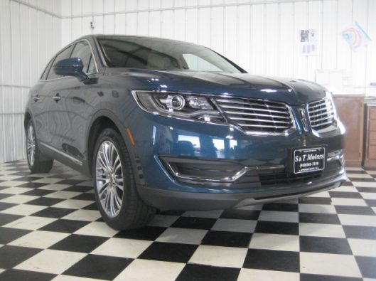 2016 Lincoln MKX 009