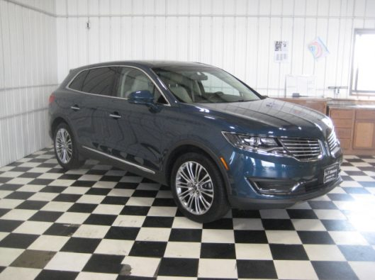 2016 Lincoln MKX 010