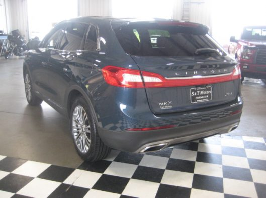 2016 Lincoln MKX 015