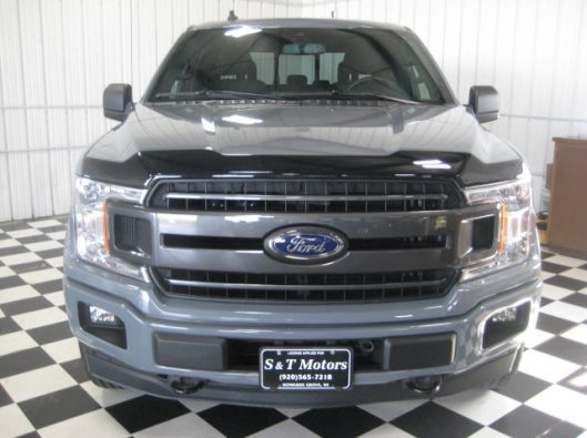 2018 Ford F150 Gray 006