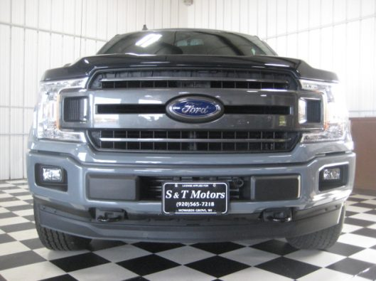 2018 Ford F150 Gray 007