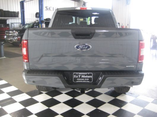 2018 Ford F150 Gray 016