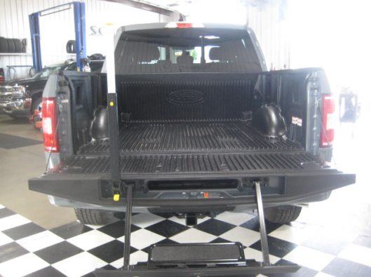 2018 Ford F150 Gray 019