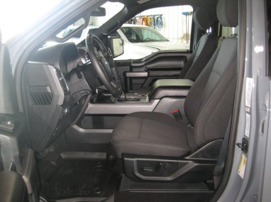 2018 Ford F150 Gray 034