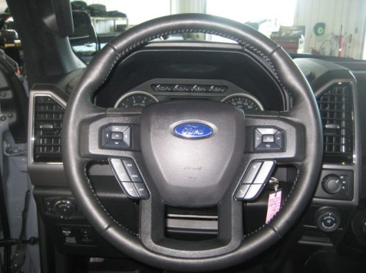 2018 Ford F150 Gray 037