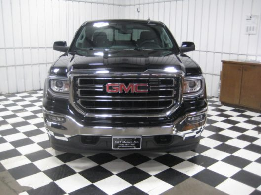 2018 GMC Sierra Crew 007 - Copy