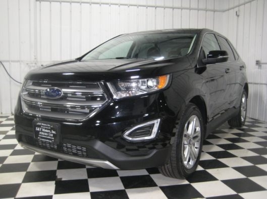 2018 Ford Edge Ttanium 001 - Copy