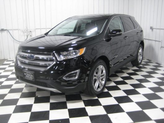 2018 Ford Edge Ttanium 002 - Copy