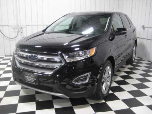 2018 Ford Edge Ttanium 005 - Copy