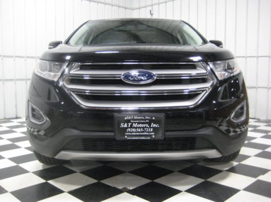 2018 Ford Edge Ttanium 007 - Copy