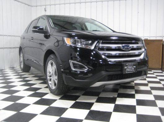 2018 Ford Edge Ttanium 009 - Copy
